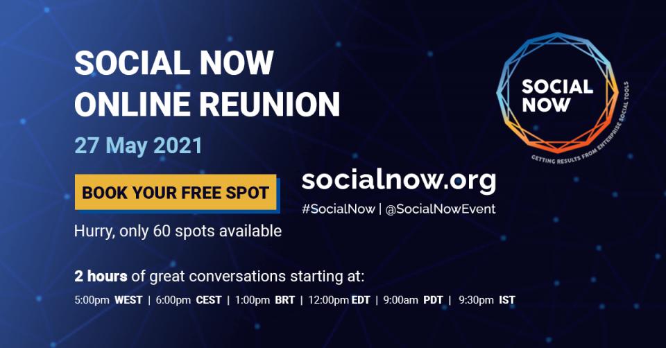 Social Now Online Reunion