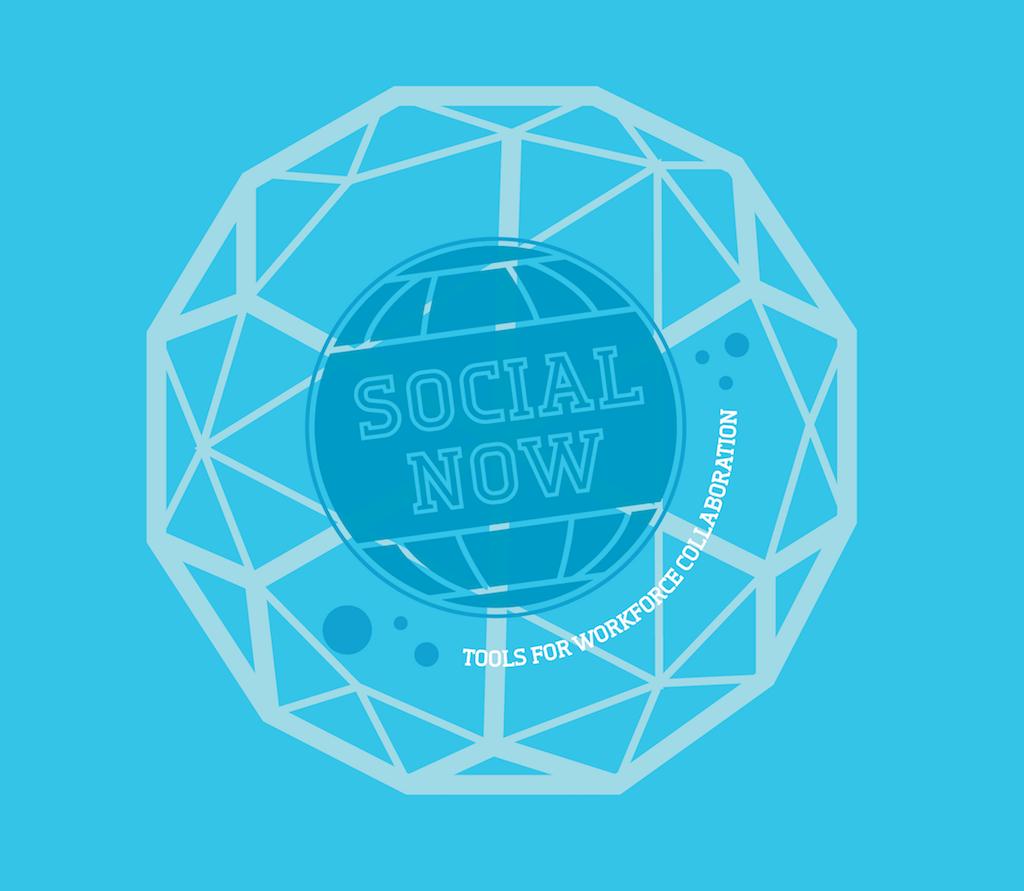 Logo do Social Now (2012)