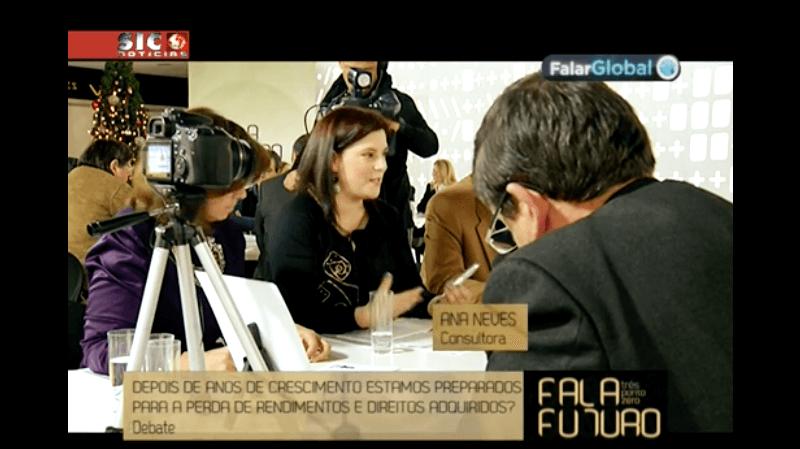 Fala Futuro 3.0 - intervenção de Ana Neves