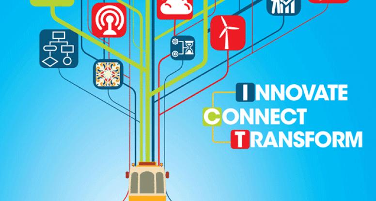Banner do ICT 2015 - Lisbon