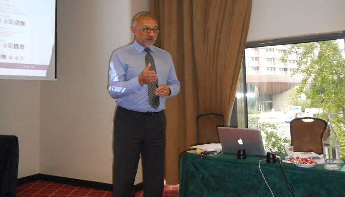 Knowman trouxe Paul Corney a Portugal para falar de Gestão de Conhecimento
