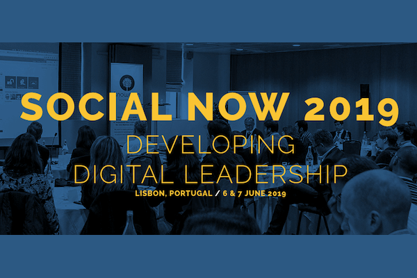 Dates for Social Now 2019 are set and theme is defined
