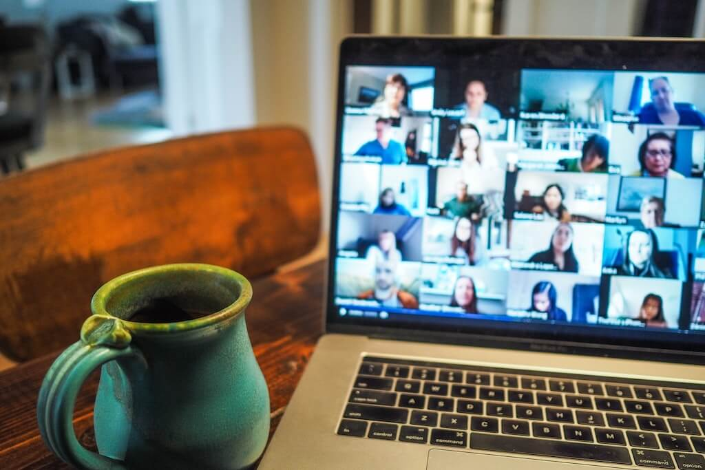 Video conferência